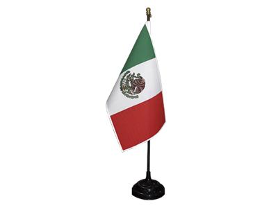 banderas escritorio organza