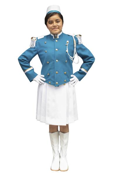 cadete paño turqueza