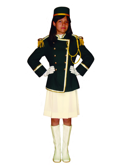 Uniforme tipo cadete especial | Uniformes y Artículos Militares Rode