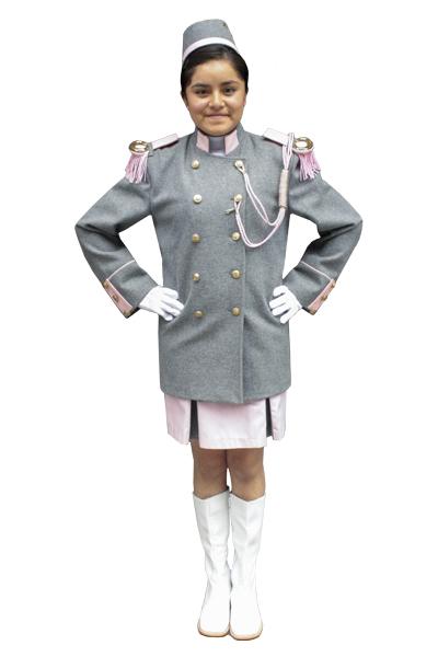 cadete paño gris