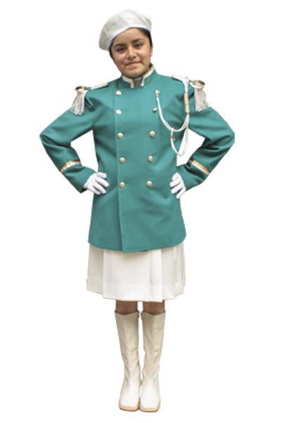 cadetes verde jade
